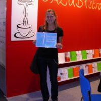 """""""Was mit Büchern"""" auf der Frankfurter Buchmesse 2010"""