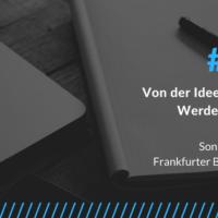 Von der Idee zum erfolgreichen Buch – Experten stehen Rede und Antwort. // Mini-Dialog-Konferenz. Amazon lädt ein. #kdpdialog