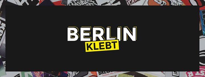 BERLIN KLEBT - STICKERMESSE 2017