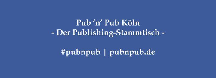 1. #pubnpub Köln - Peter Molden über die Arbeit von Literaturagenten
