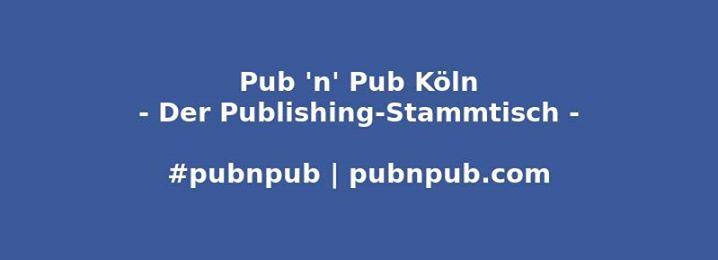6. #pubnpub Köln - Selfpublishing mit Regina Mengel