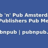 4. #pubnpub Amsterdam