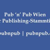 1. #pubnpub in Wien