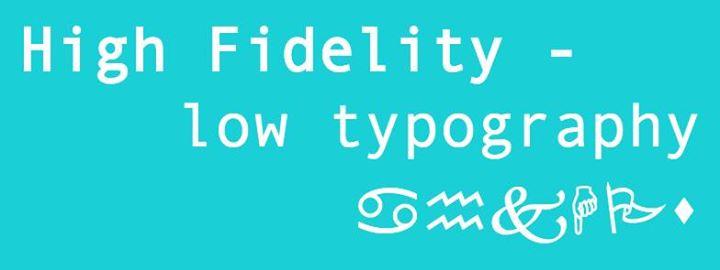 8. #pubnpub Wien mit Jürgen Siebert - High Fidelity, Low Typography