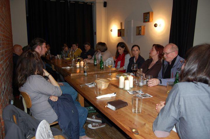 5. #pubnpub Hamburg - Wie schafft es ein Buch ins Feuilleton einer überregionalen Zeitung?