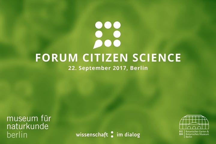 Forum Citizen Science