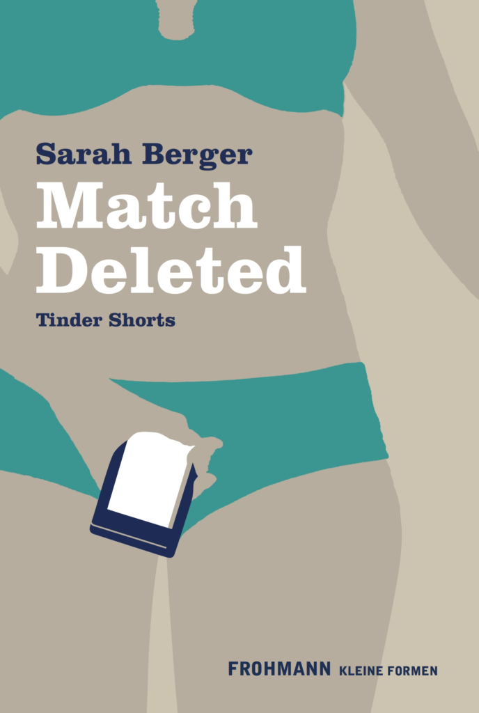 'Match Deleted. Tinder Shorts' von Sarah Berger (Hardcover)