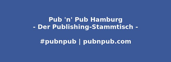 11. #pubnpub Hamburg - Augmented Reality
