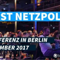 Das ist Netzpolitik! - Fight for your digital rights