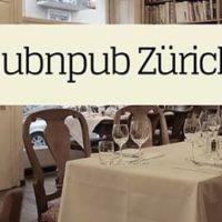 10. #pubnpub Zürich - Weihnachtsessen im Cucina e Libri