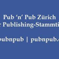 4. #pubnpub Zürich mit Fantasy Autorin Virginia Fox