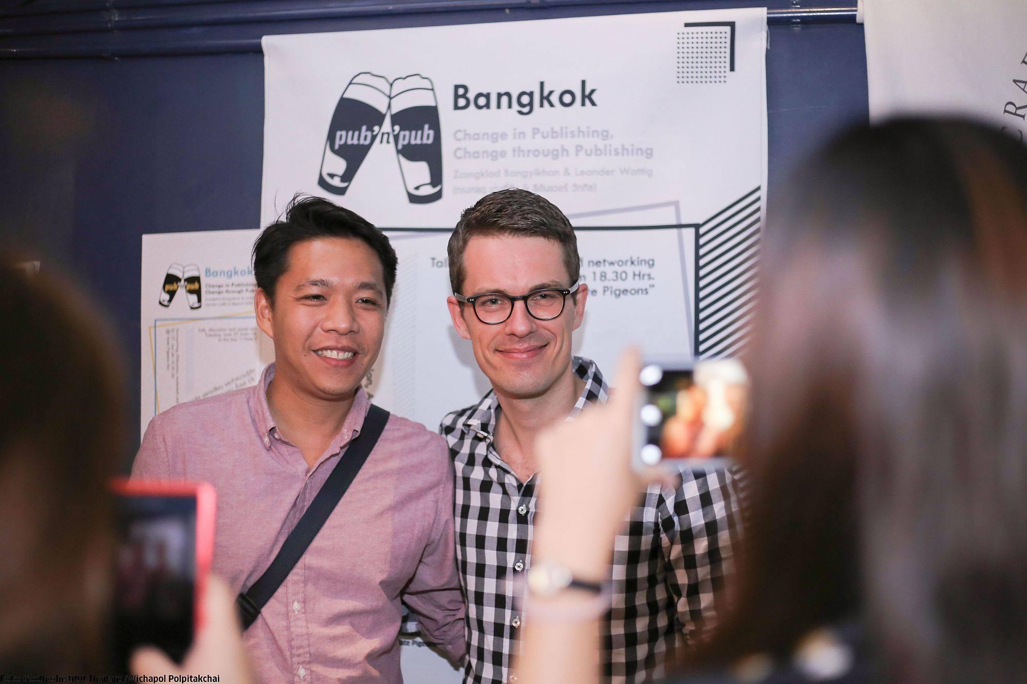 #pubnpub Bangkok