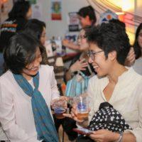 #pubnpub Bangkok in Kooperation mit dem Goethe-Institut Thailand feat. Zcongklod Bangyikhan und Leander Wattig