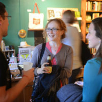 Resume and photos: The 1st #pubnpub in San Francisco