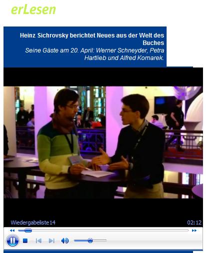 Der Virenschleuder-Preis im österreichischen TV