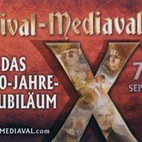 Festival-Mediaval X - Das 10-Jährige Jubiläum