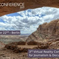 VR Conference for Journalism & Documentary 2017