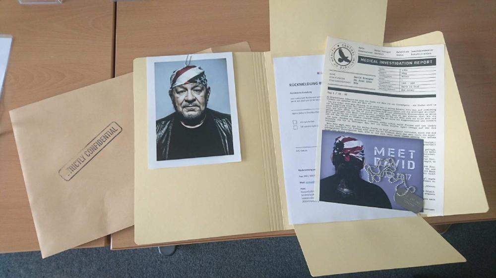 """HarperCollins Germany: """"Meet David"""" - Eintauchen in die Welt eines Vietnam-Veteranen"""