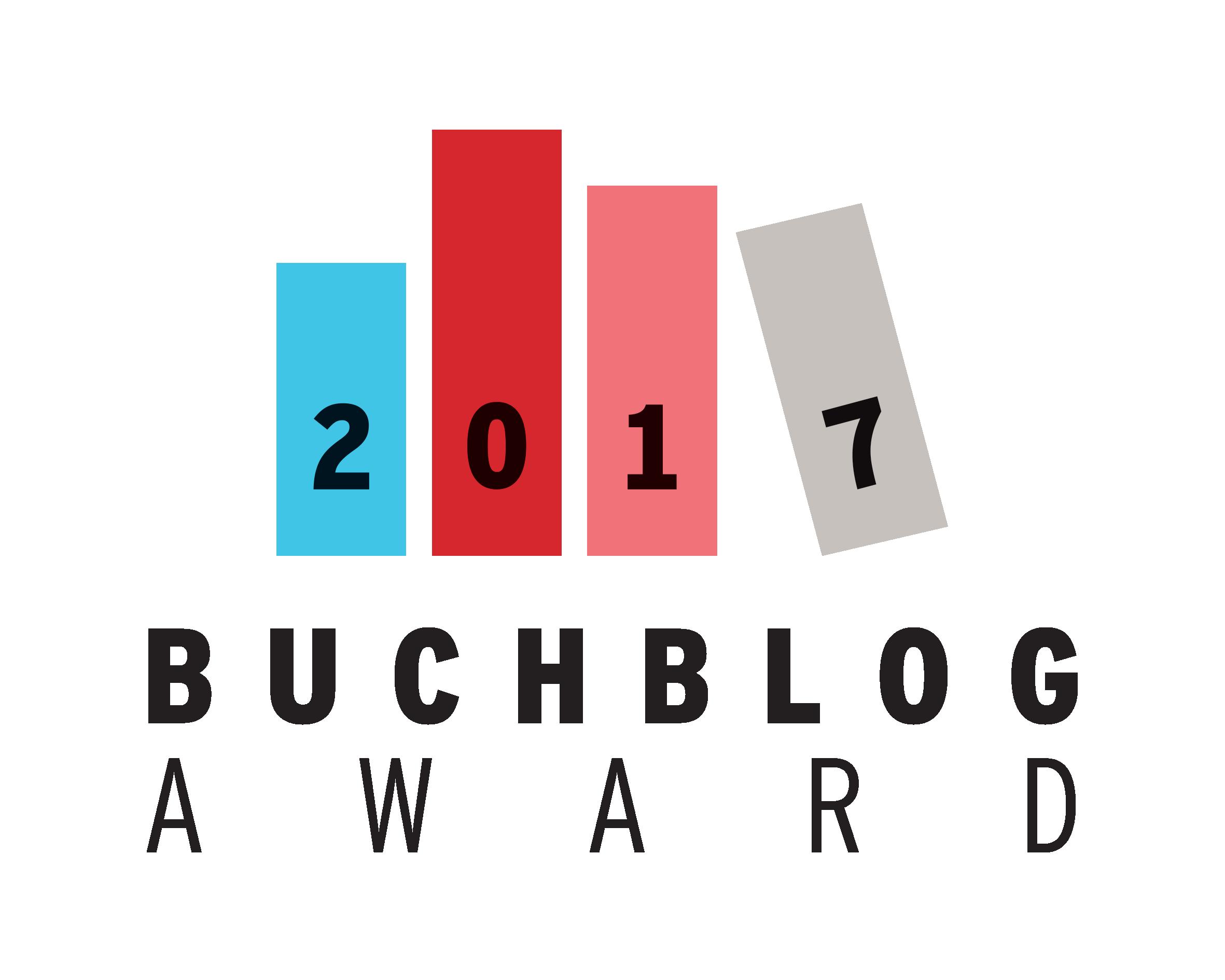 Preisverleihung Buchblog-Award 2017 #bubla17
