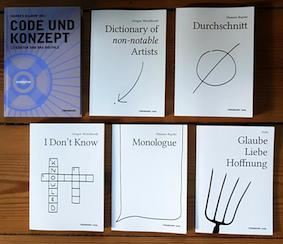 Genuin digitale Literatur: Die Reihe Frohmann / 0x0a