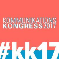 Kommunikationskongress 2017
