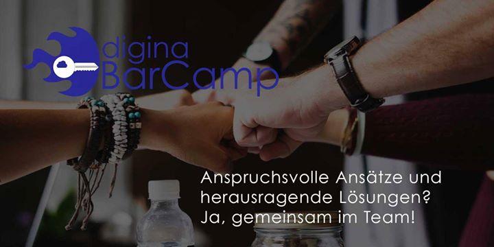 digina BarCamp 2017 - Die digitale Zukunft mitgestalten