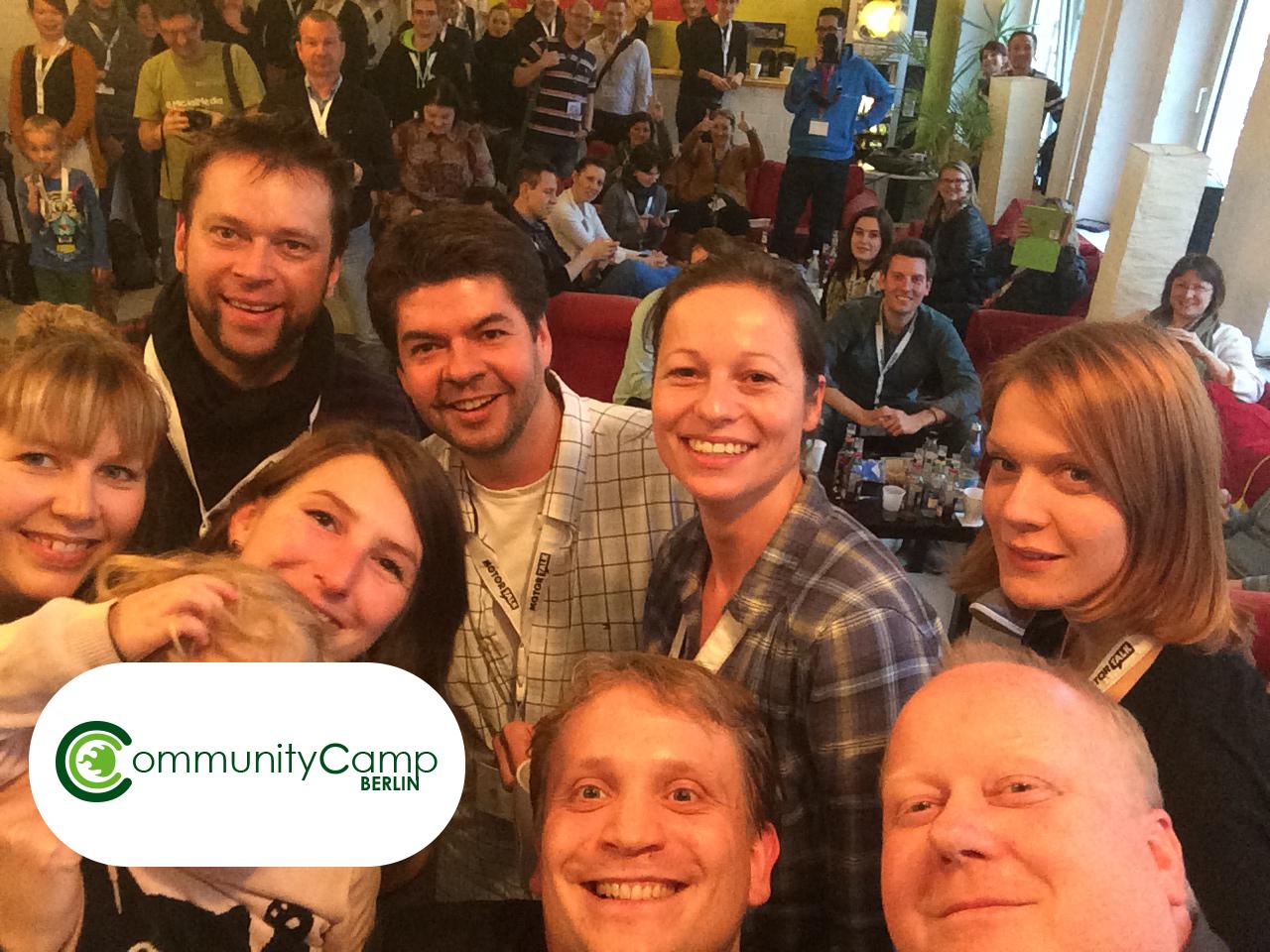 CommunityCamp Berlin: Die (Un-)Konferenz für Community- und Social-Media-Manager