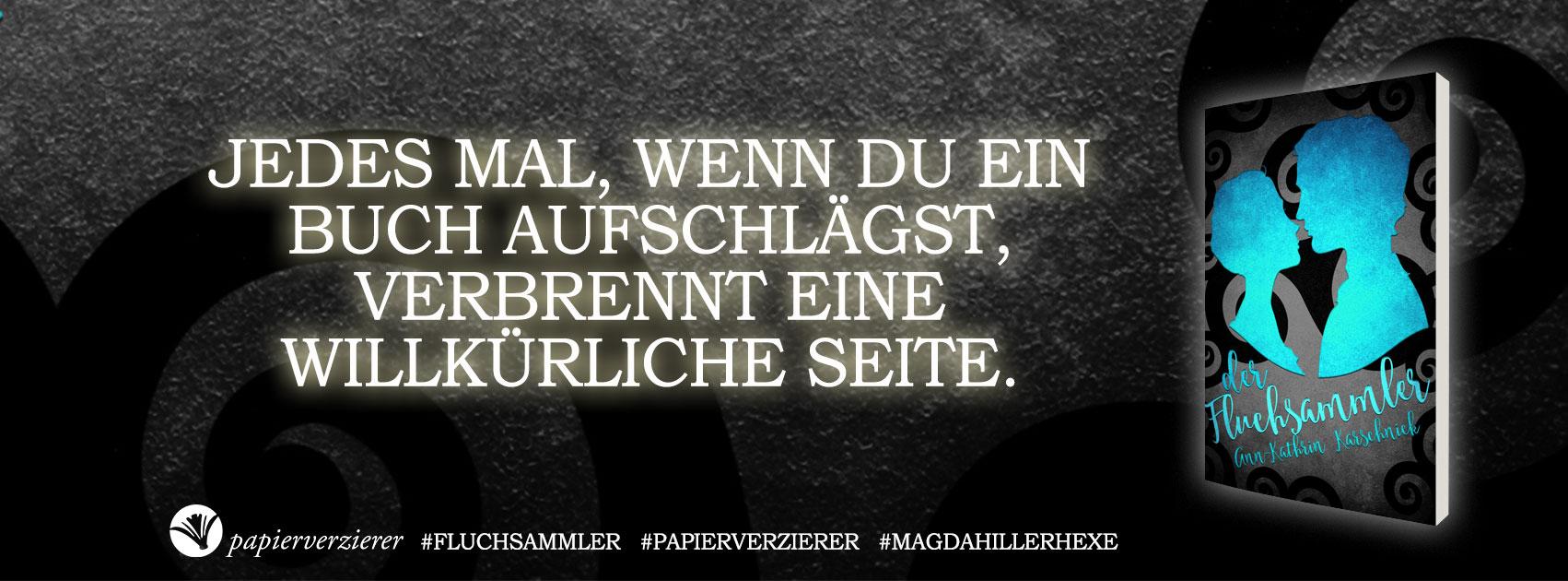 Papierverzierer Verlag: Fluchsammler