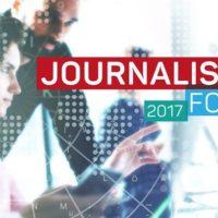 Journalismusforum 2017 - Mit Vielfalt gegen Populismus