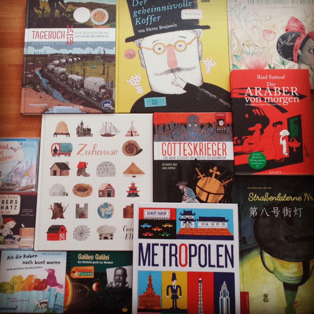 Julia Bousboa: #weltkulturstattleitkultur als erster 24-Stunden-Buchmarathon