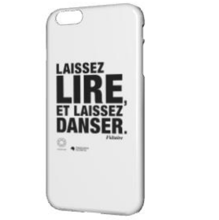 LET US READ Smartphone Cases