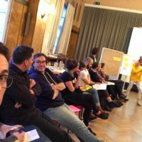 Fellows-Treffen des Kompetenzzentrums Kultur- und Kreativwirtschaft des Bundes
