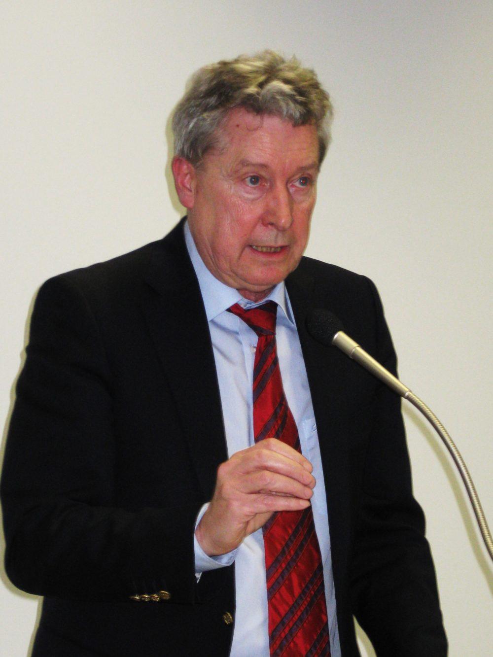 Fontane und Europa // Vortrag: Prof. Dr. Hubertus Fischer