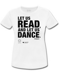 LET US READ T-Shirts