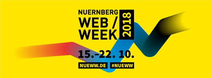 Nürnberg Web Week 2018 - Festival der digitalen Gesellschaft
