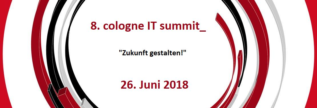 cologne IT summit_ 2018