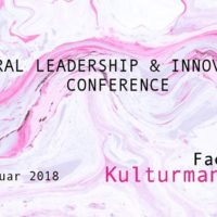 11. Jahrestagung des Fachverbands Kulturmanagement - Cultural Leadership & Innovation
