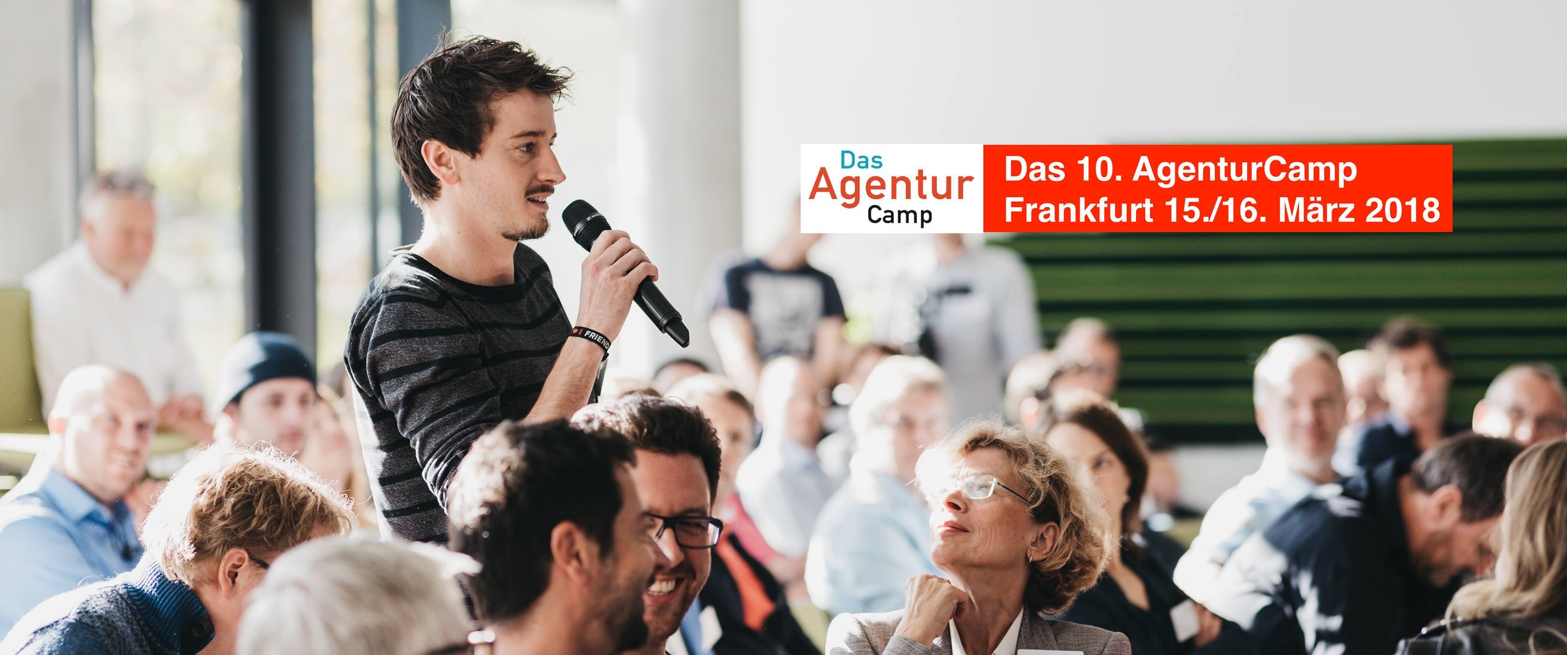 10. AgenturCamp Frankfurt