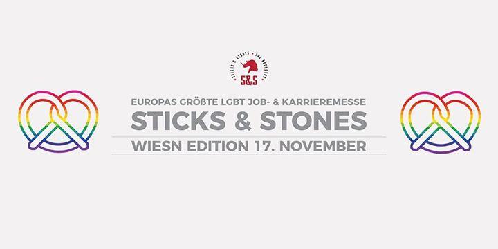 Sticks & Stones Job- und Karrieremesse (München Edition)