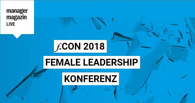 f.CON 2018 - Female Leadership Konferenz