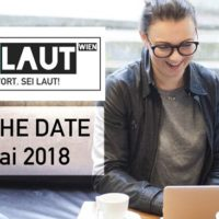 Blog.Laut Wien 2018 - Blogger-Konferenz