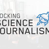 Rocking Science Journalism Camp