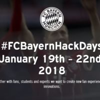 FC Bayern HackDays 2018