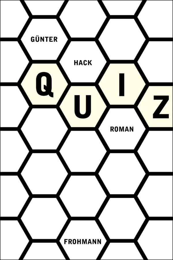 'QUIZ. Roman' von Günter Hack (ePub)