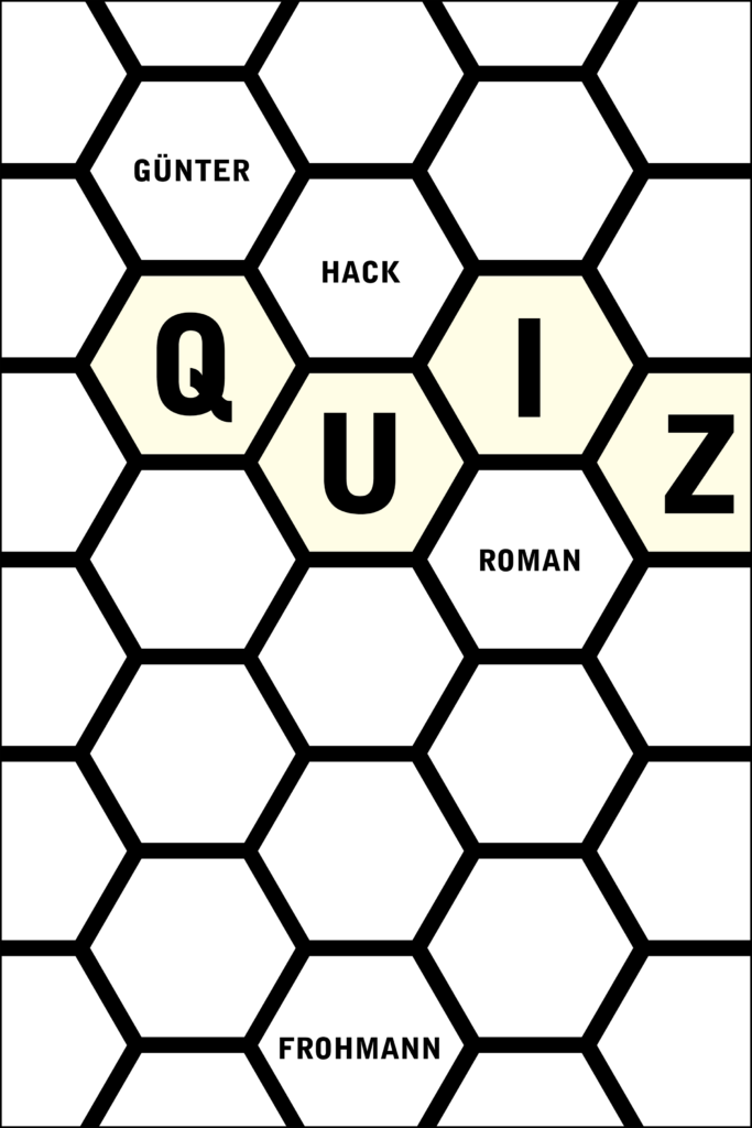 'QUIZ. Roman' von Günter Hack