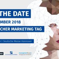 45. Deutscher Marketing Tag 2018