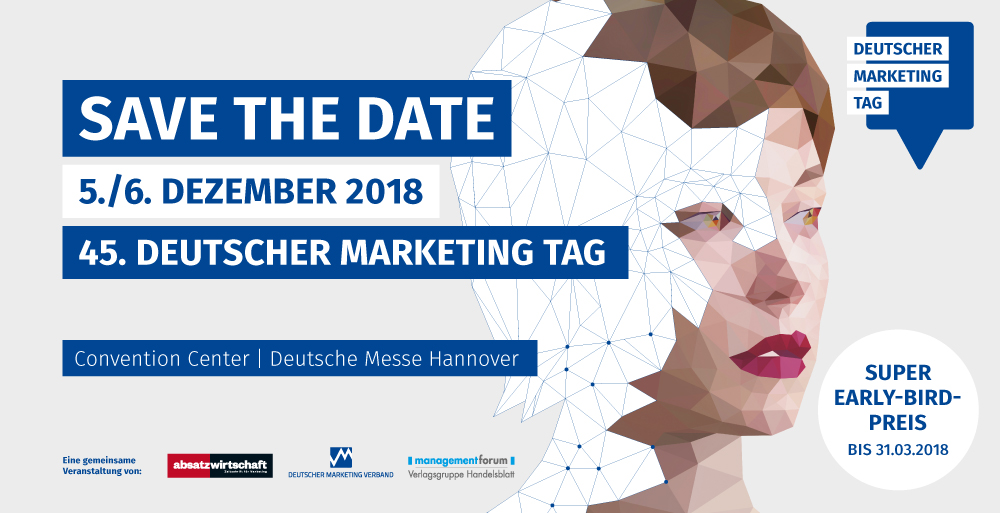 45. Deutscher Marketing Tag 2018