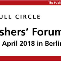 Publishers' Forum 2018