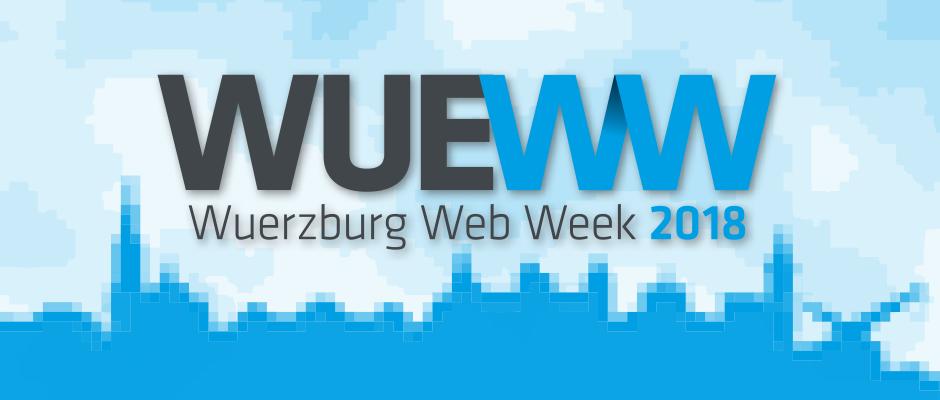1. Wuerzburg Web Week 2018