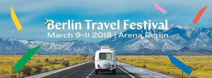 Berlin Travel Festival 2018